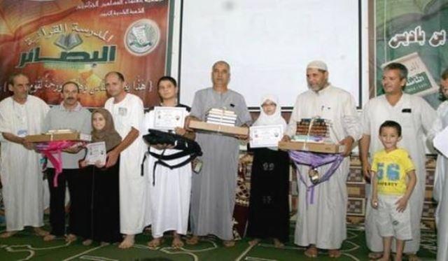 الجزائر: تكريم قرابة 170 حافظ للقرآن بالخروب