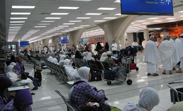 المغرب: 9 آلاف معتمرعبروا مطار محمد الخامس