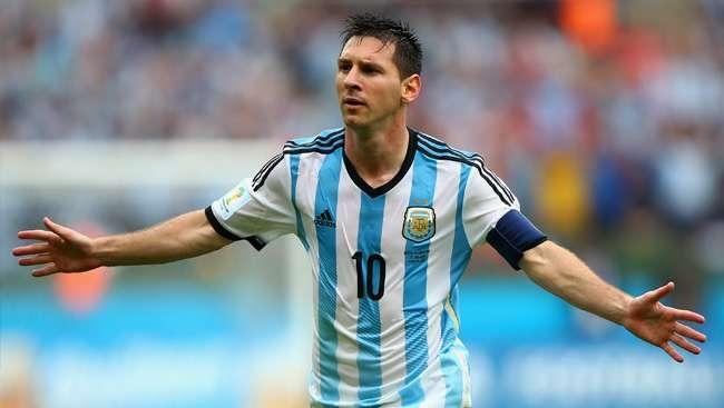 ميسي : الفوز بكأس العالم أفضل شيء يتحقق