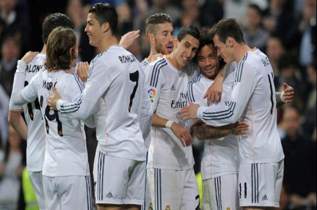 ريال مدريد النادي الأكثر دخلاً في العالم