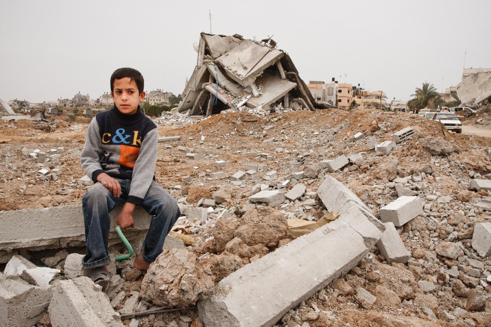إسرائيل أوشكت على الانسحاب من غزة