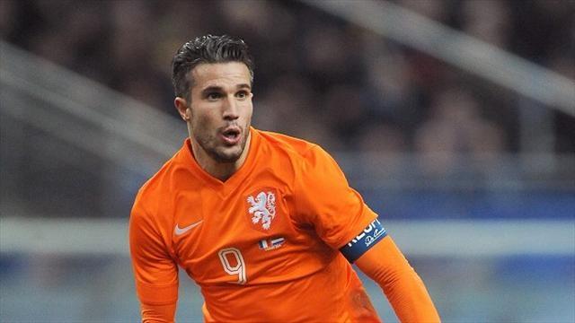 فان يؤكد قوة هولندا للفوز بالمونديال