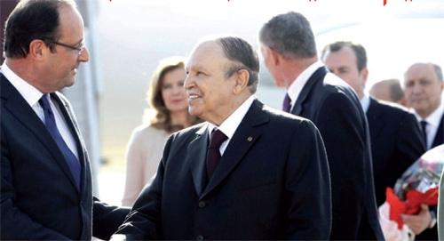 مبادرة انفرادية للرئيس الفرنسي تثير غضب الجزائر