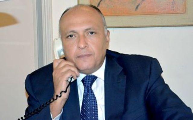 وزير خارجية مصر يهاتف مزوار: لايجب السماح بالمساس بالعلاقات الثنائية  تحت أي مبرر