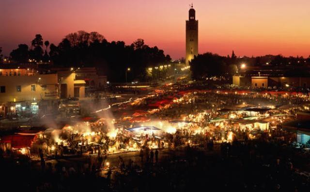 وفاة سيدتين  في مراكش خلال صلاة التراويح