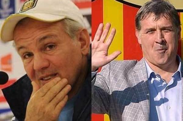 تاتا يخلف سابيلا في المنتخب الأرجنتيني