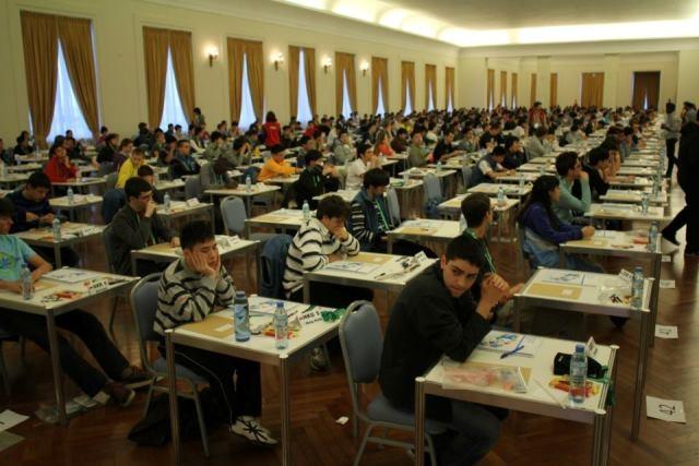 المغرب: ستة تلاميذ في الأولمبياد الدولية للرياضيات