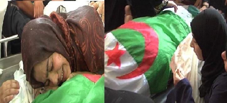 استشهاد جزائريان في العدوان الصهيوني على غزة