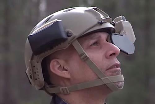 خوذة إلكترونية لقراءة العقل وحماية الجنود
