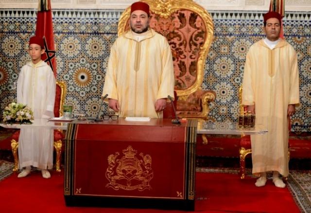 الملك محمد السادس يدعو إلى استفادة جميع المواطنين المغاربة من ثروات بلادهم