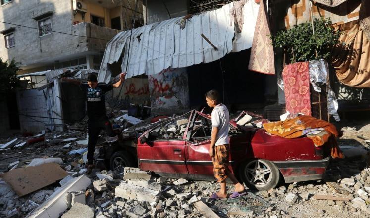 35 قتيلا في اليوم الـ 16 للعدوان على غزة