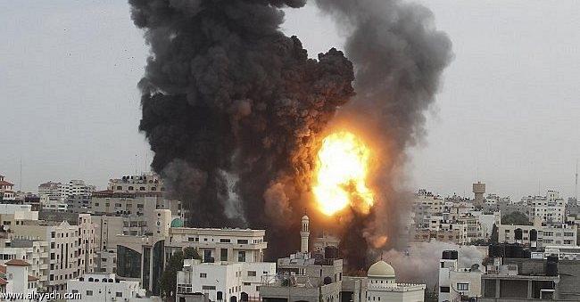 مقتل فلسطينيين في غارة إسرائيلية برفح