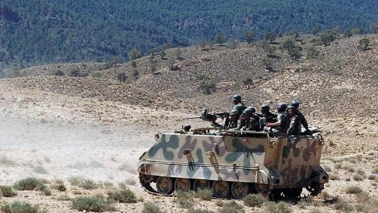 تونس.. مصرع 4 عسكريين ومسلح في مواجهات بجبل الشعانبي