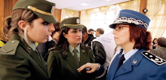 الجزائر الأولى عربياً بـ 4 جنرالات نساء في الجيش