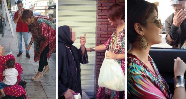 بعد البرلمانية المغربية.. صور العارضة ليلى حديوي تشعل