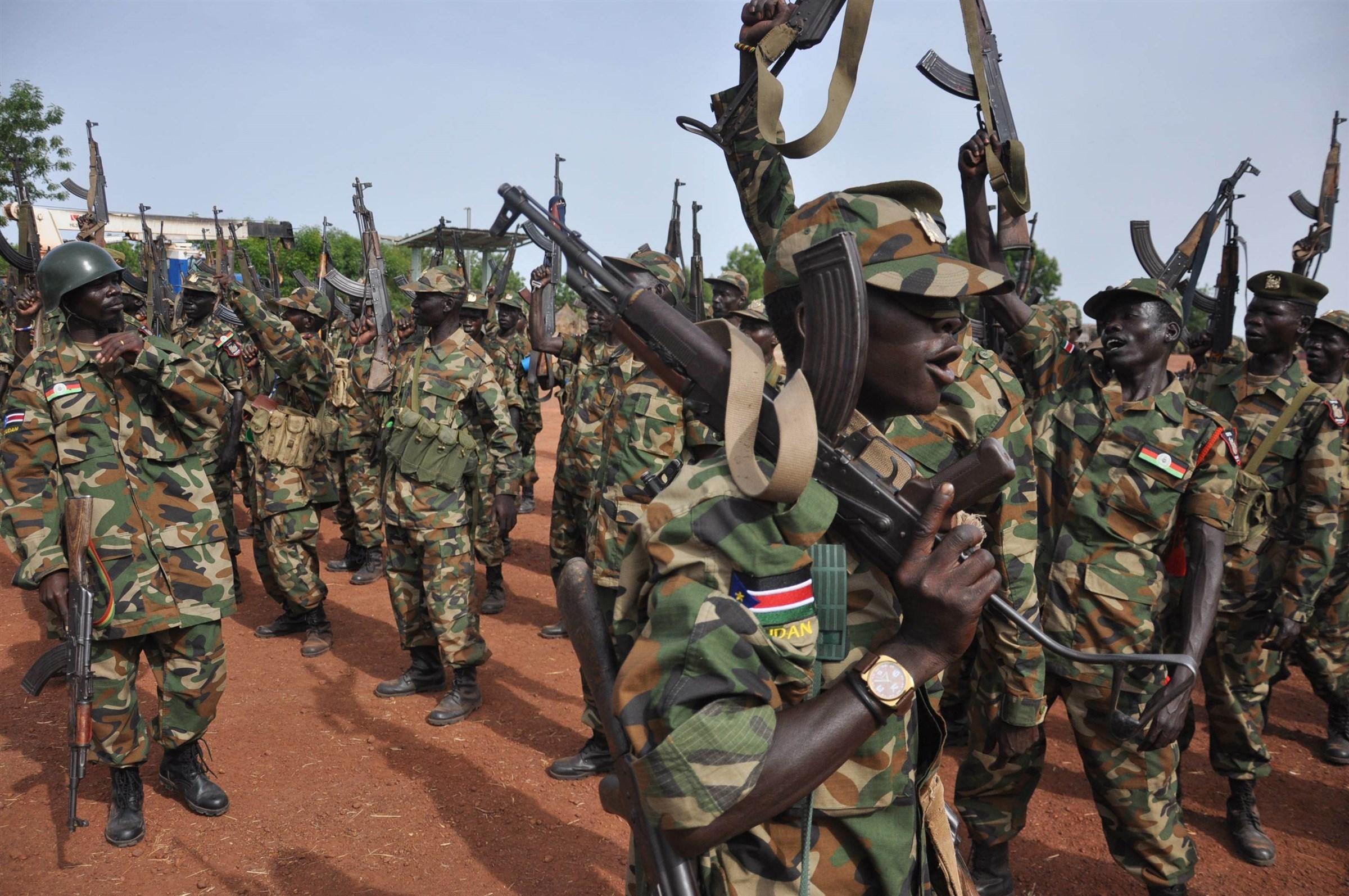 عقوبات أمريكية تتهدد جنوب السودان