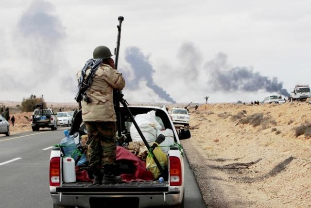 بريطانيا وألمانيا تحثان رعاياهما على مغادرة ليبيا