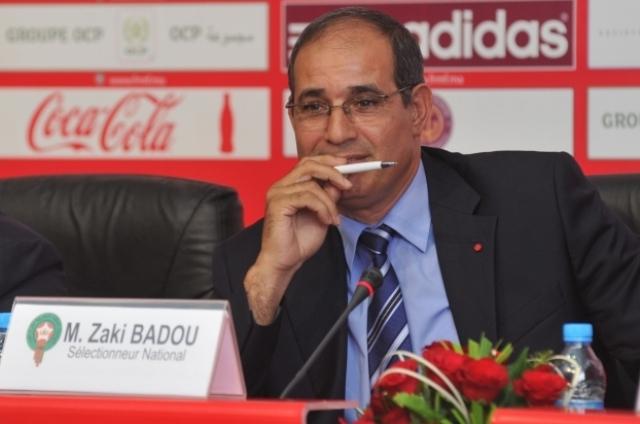 الجامعة المغربية تستجيب لطلب بادو الزاكي