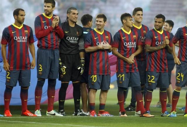 برشلونة خارج الليغا إذا استقلت كتالونيا