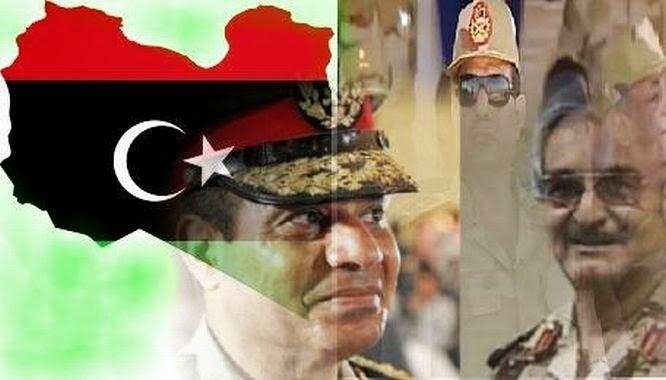 رويترز: السيسي زار ليبيا سرًا قبل توليه الرئاسة بأيام