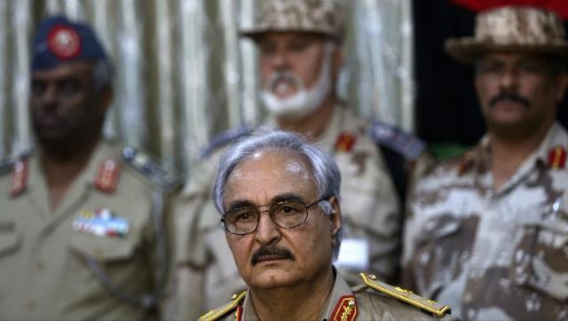الناطق باسم خليفة حفتر ينفي مغادرته إلى مصر