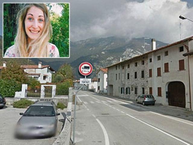 وفاة إيطالية إلتف شعرها الطويل حول مقود سيارتها
