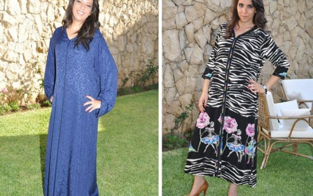 وفاء بناني تطرح مجموعة أزياء مغربية لموسم الصيف