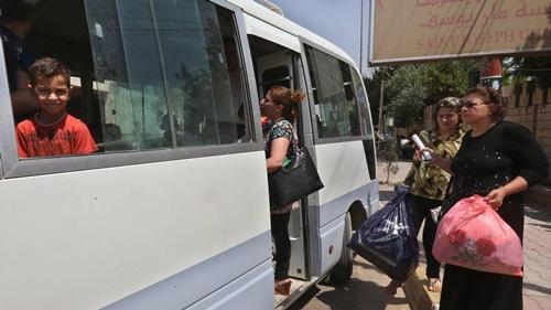 فرنسا تعرض منح اللجوء لمسيحيي الموصل