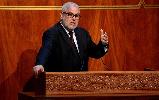 الحصيلة الحكومية في البرلمان المغربي: الأغلبية