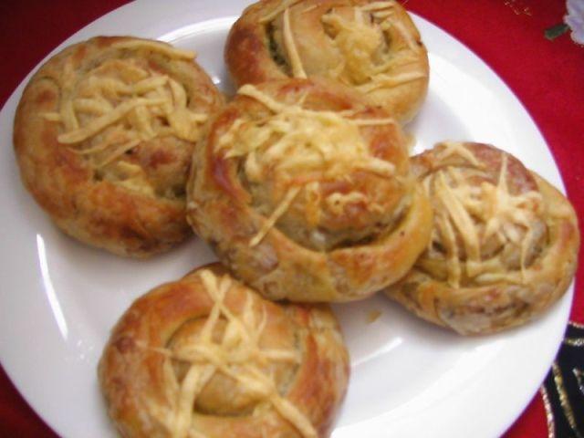 محينشات مغربية بالبطاطس والجبن