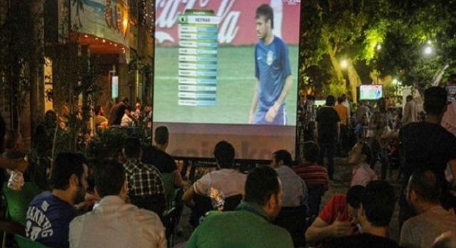 انقسام الجمهور التونسي قبل مباراة النصف بين ألمانيا والبرازيل