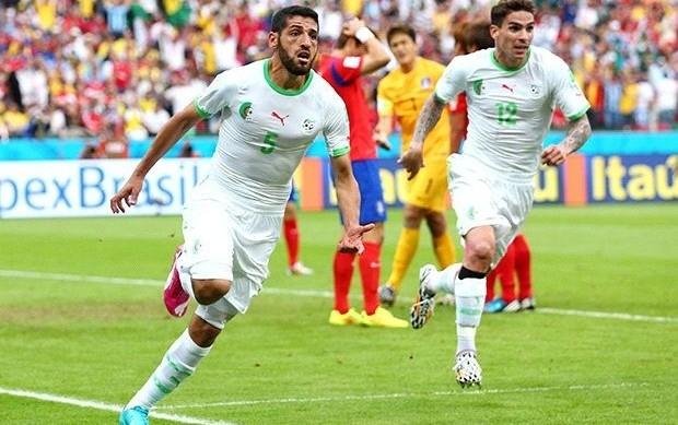 الجزائر تلاقي مصر وديا في غشث المقبل