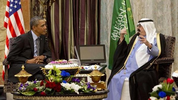 أوباما والملك عبد الله يتفقان على مقترح لتوحيد العراق