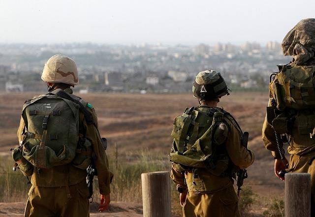 إسرائيل تخطط لتوسيع عمليتها البرية