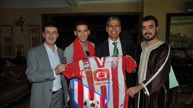 المغرب التطواني يتعاقد مع فوزي عبد الغني