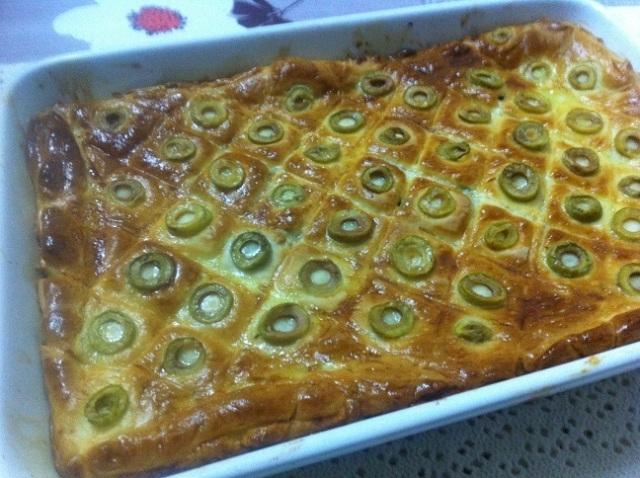 بقلاوة مالحة من المطبخ التونسي