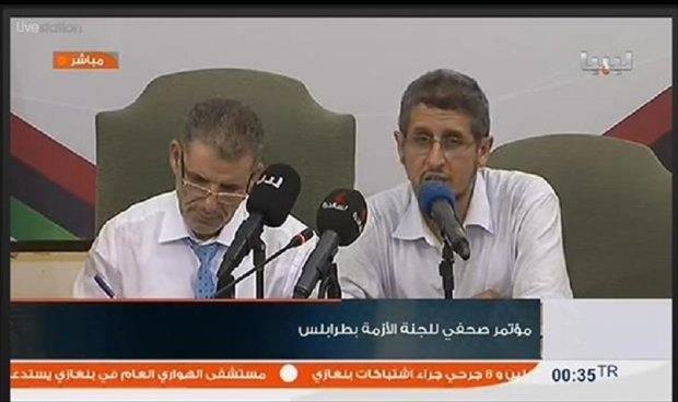 لجنة أزمة طرابلس: