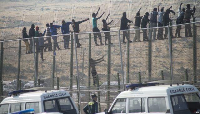اسبانيا مرتاحة للتعاون مع المغرب في مجال مكافحة الهجرة غير الشرعية