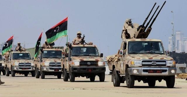 ليبيا: رئاسة الاركان تصف مواجهات طرابلس وبنغازي