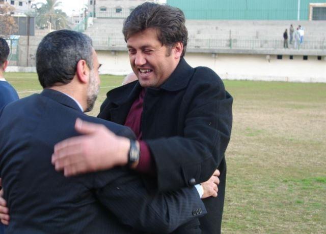 استشهاد مدرب منتخب فلسطين في منزله بغزة