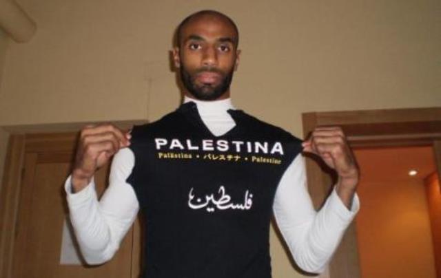 كانوتي يتضامن مع الفلسطينيين في غزة