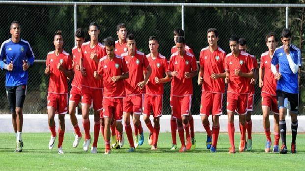 المنتخب الأولمبي المغربي يواجه المصري وديا
