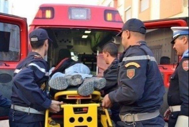 المغرب: 13 قتيلا وألف 214 جريحا في حوادث بالمدن