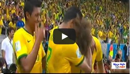 البرازيل وكولومبيا 2-1