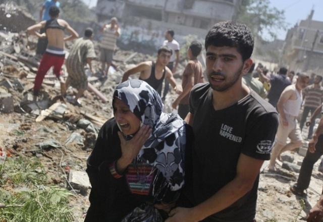 اتحاد المغرب العربي يدين اعتداء إسرائيل على المدنيين الفلسطينيين العزل