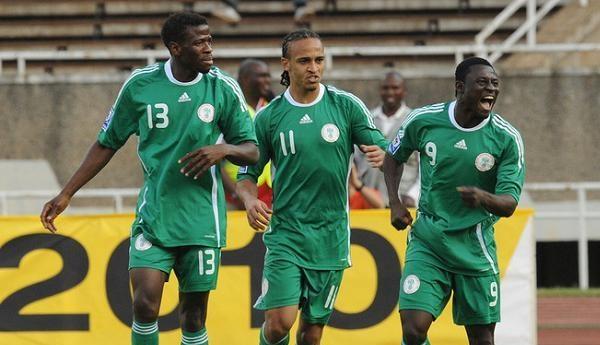 الفيفا تعلق مشاركة مشاركة نيجيريا دوليا