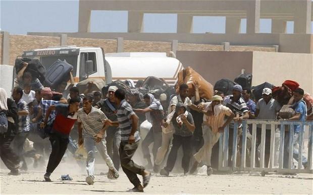 هل تتجه ليبيا نحو نفق مسدود؟