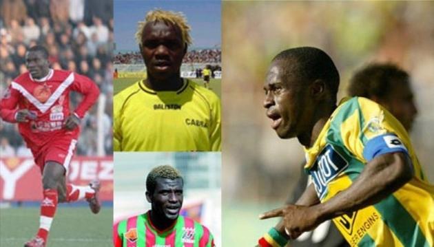 تزايد اللاعبين الأجانب في الدوري الجزائري