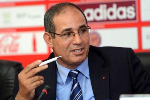 بادو الزاكي يعقد ندوة صحفية مع وسائل الاعلام
