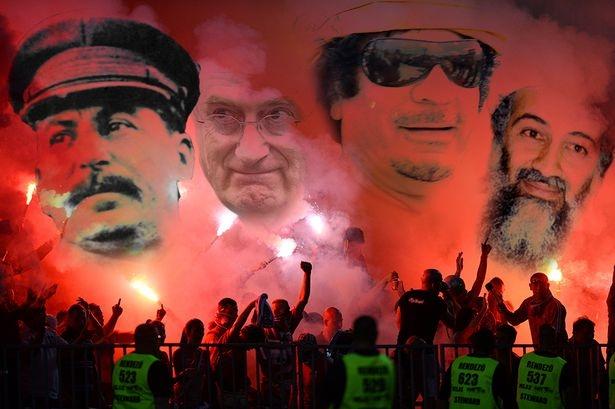 تعرف على الفرق المفضلة لبعض أشهر الدكتاتوريين